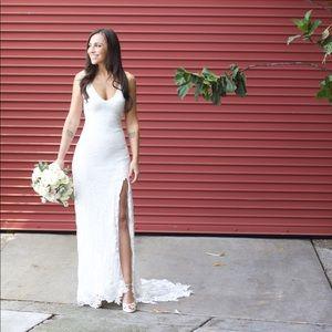 Grace Loves Lace Lottie Wedding Dress in Ivory